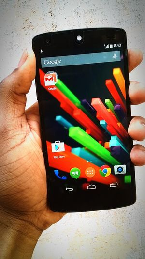 My Nexus 5,,,,,, also called JaY Nexus...... Have excited with this stunning performance