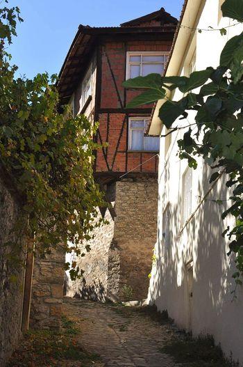 Turkey Safranboluevleri Safranbolu Old House