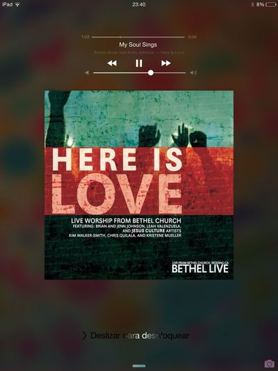 Brian Johnson My Soul Sings 👆🙏 How I Love You ❤️❤️ God Bethel Music Jesus Culture