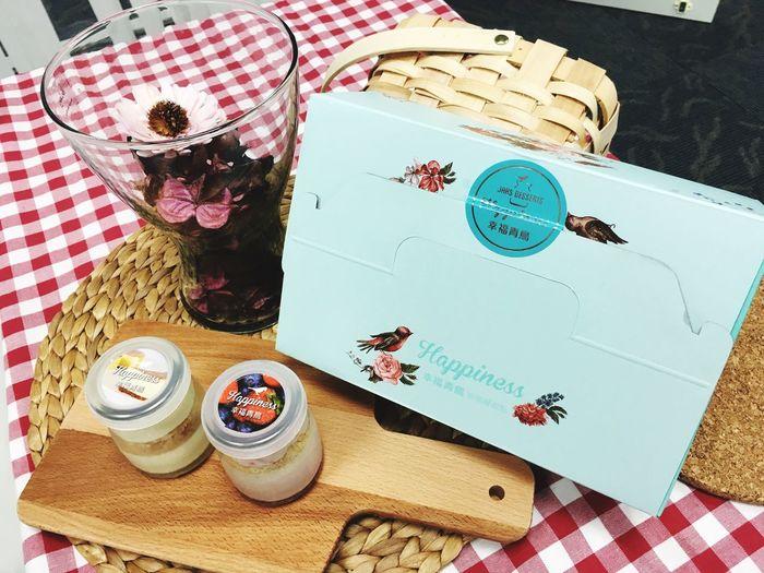 Yummy♡ Sample Taste Cheesecake In A Jar