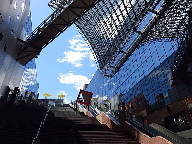 Hanging Out Taking Photos Hello World Enjoying Life Check This Out Architectural Detail Architecture_collection Architecture Kyoto Japan Lovekyoto Kyoto City Kyoto Station Kyoto, Japan Kyoto Kyoto,japan Kyotojapan