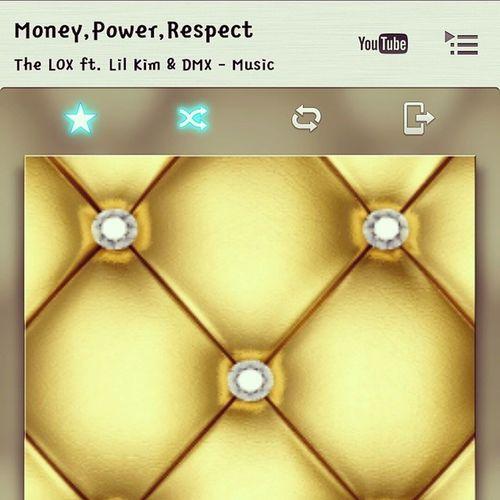 MoneyPowerRespect Dmx Oldschoolismymiddlename ??????