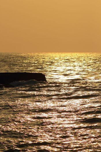 sea of japan Sea Of Japan Before Sunset Komatsu Ataka