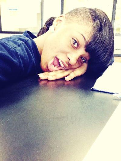 I Be So Boreddd In Class ! Its Rediculouuus