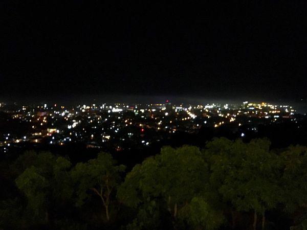 City lights Iphonephotography Nightscene
