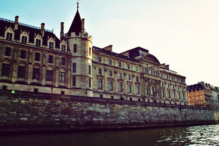 Architecture, louvre