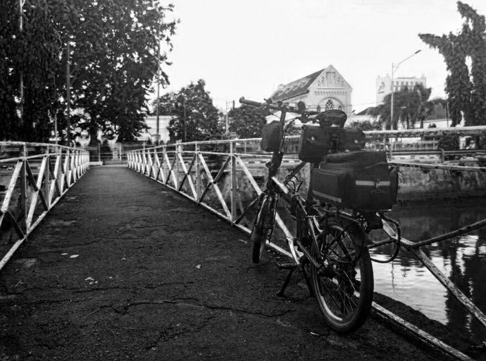 Bike on the