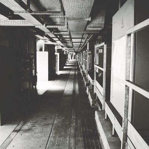 Inside the Taccani hydroelectric power plant | taken with iPhone 5S | edited with Snapseed//VSCOCam//PicFx apps Youmobile AMPt_community Blackandwhite WeAreJuxt.com