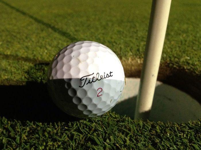 At Pleasanton Golf Center