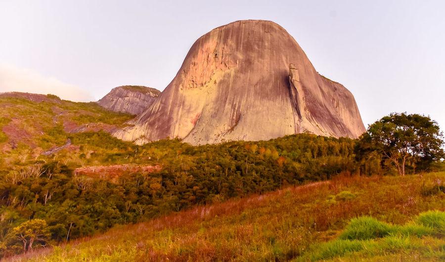 Pedra do Lagarto PedraAzul EyeEm Selects Tree Rural Scene Sunset Rock - Object Grass Landscape Sky Nature Reserve