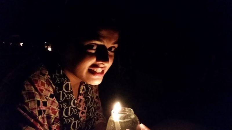 Bangladesh Beautiful Candlelight Cox's Bazar Darkness And Light Freelance Life Iloveyou Innocence Portrait Smile My Favorite Photo EyeEmNewHere