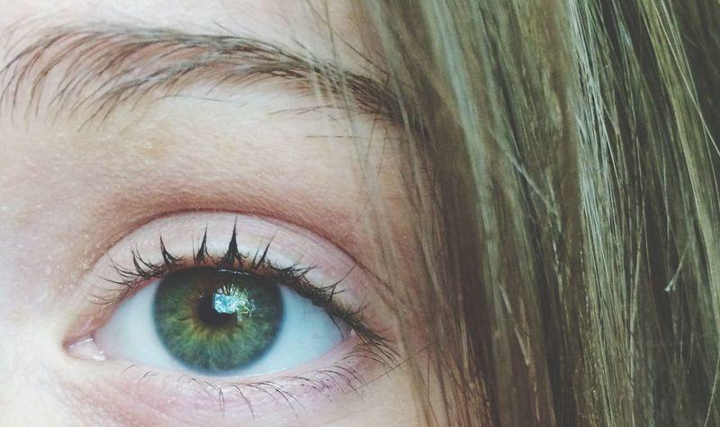 Typical eye pic :p My Eye So Bored