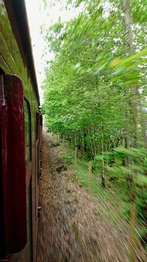 Let's Go Together Sony Experia Xz Train Journey Jacobite Steam Train