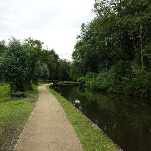 Canal View 4 Peakforestcanal Tameside Dukinfield Canal water nature