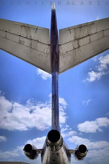 From My Point Of View Boeing 727 Nikon Photography