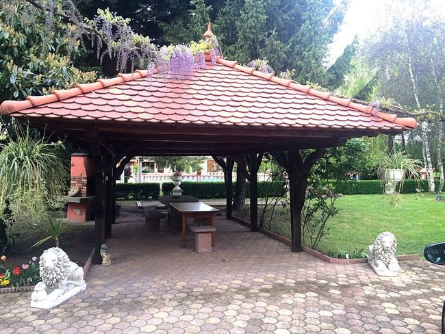 Ma Maison Porche Sun ☀ Dehore Allemagne Famille Table Repas