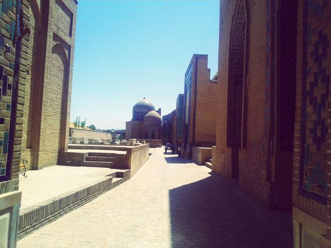 Samarkand First Eyeem Photo Travelling The Architect - 2015 EyeEm Awards Amazing Architecture