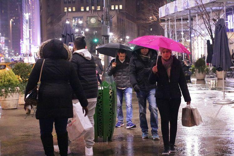 it's just those rainy days.. #NYC #timessquare #Canon #canon Photography #DSLRPhotography Nycphotography DSLR Nifty Fifty Photography Nycphotographer Photoahoot #seanleerocka EyeEmNewHere EyeEmNewHere Rain Wet City Weather City Street Protection Street