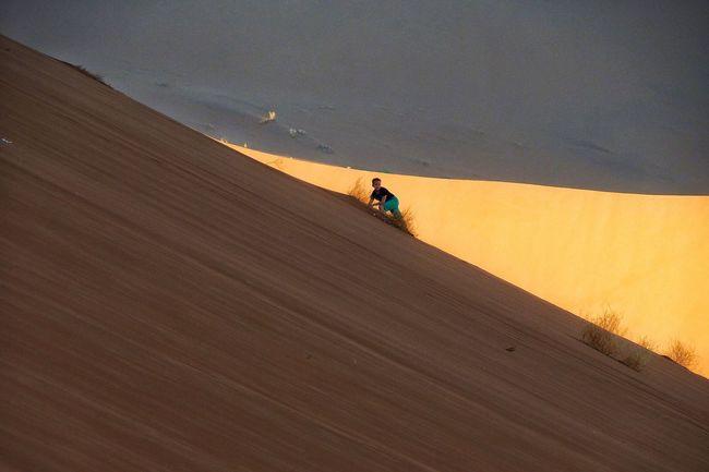 Namibia Namib Desert Namib Dunes Namiba Namib Namib Dersert Climb Up!