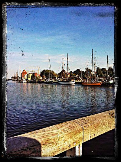 Boot Wasser Brücke Hafen