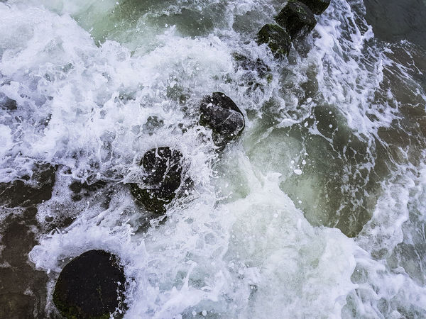 EyeEm Nature Lover EyeEm Gallery Nature Nature Photography Water Droplets Beach Energy Eye4photography  Motion Nature_collection Ocean Pole Power In Nature Sea Seascape Splash Splashing Water Waterfront Wood - Material