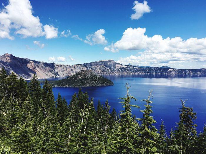 Crater Lake,