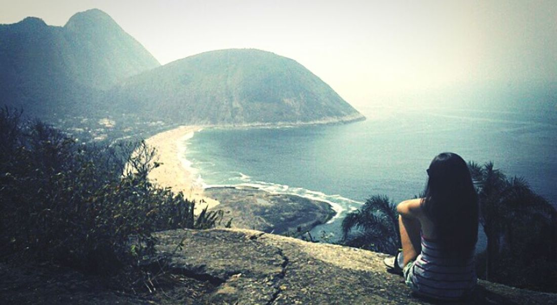 Itacoatiara Morrodasandorinhas Paradise Beach Captured Moment Peace And Quiet Bestplace Riodejaneiro Trilha