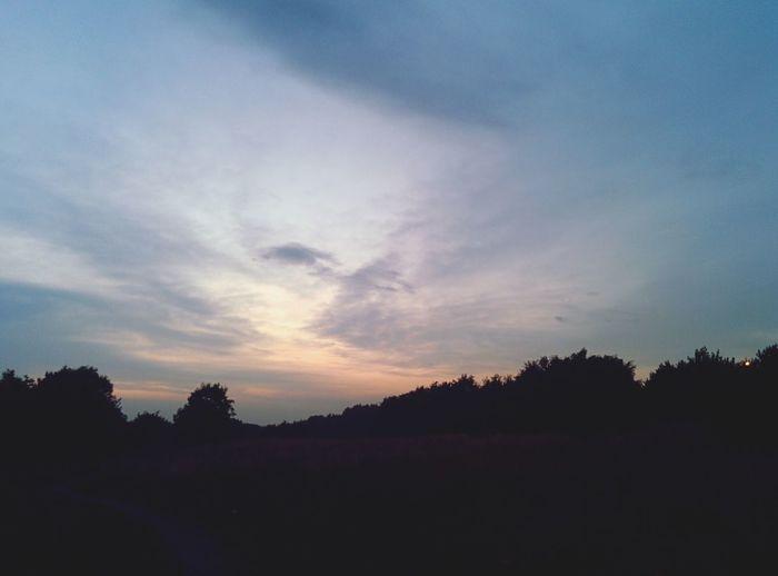 Sunset Sunset First Eyeem Photo