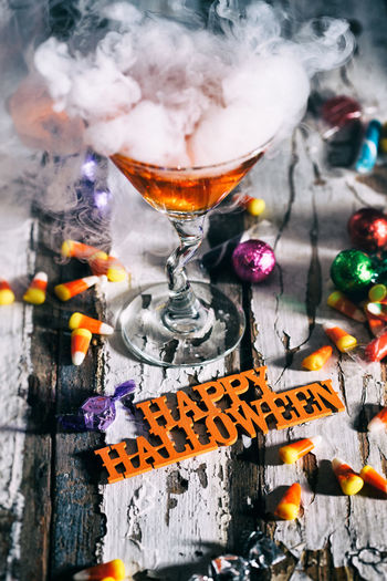 Series of spooky Halloween themed images, good for backgrounds or advertisements. HALLOWEEN CANDY Halloween Holiday Trick Or Treat Trick Or Treating Background Candy Candy Corn Copyspace Eerie Halloween Background Halloween Time Spooky Sweet