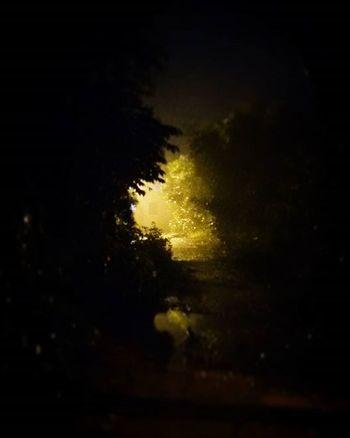 Rainy evening 😴 Rainyseason Rain RainyEvening Pondicherry