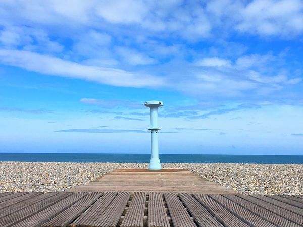 Fine Art Photography My Favorite Photo Blue Melody Seaside Poetry Beach Day Mobile Photography Dieppe Normandie