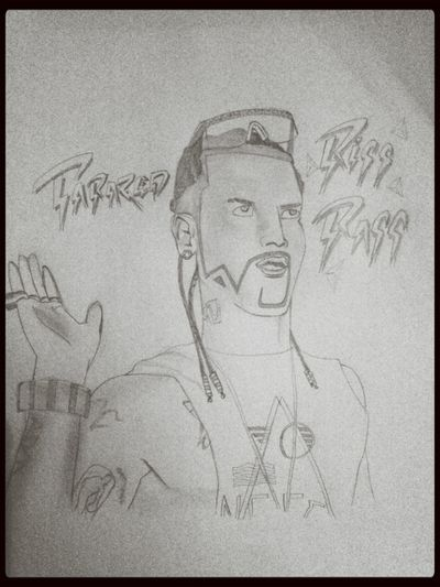 Riff Raff Drawing Dinausaurs Rap Game