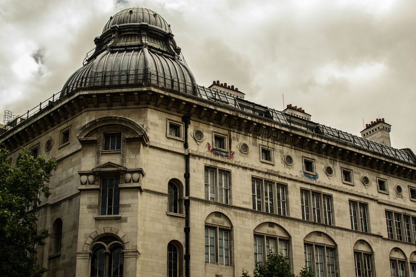 Graffiti London Abandoned Architecture Building Exterior Built Structure North London Urbex