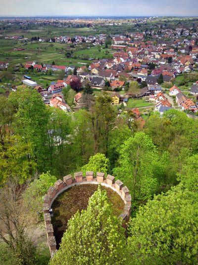 Castle In Ortenberg Germany