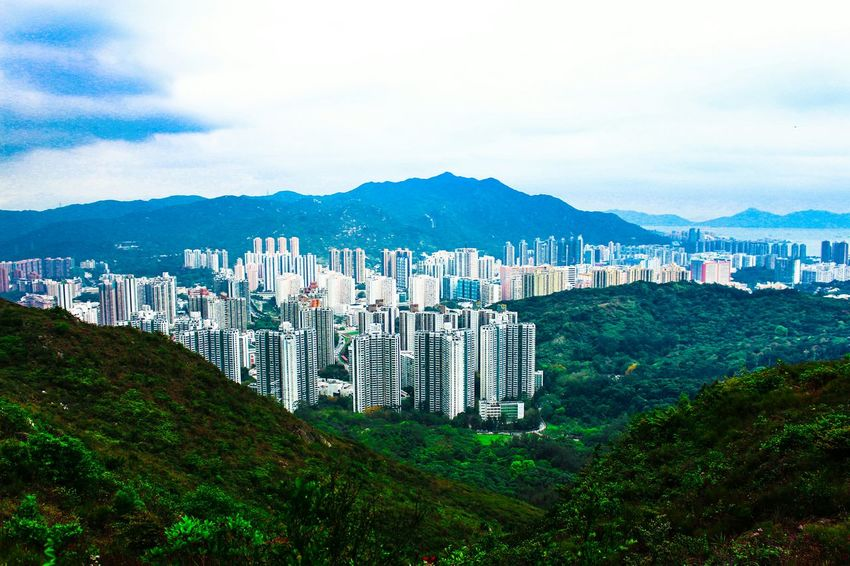 Explore HK: Tuen Mun 屯門 - The city I lived My City My City Is Beautiful EyeEm Best Shots Sigma35mm Tuenmun 屯門 City Landscape My Country In A Photo Explore Hk