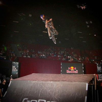 Eye in the sky. Be a hero! RBZAbigair 360 handle bar spin. Bmx  Throwdown Bigjump Redbullza GivesYouWings Djiphantom