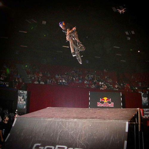 Eye in the sky. Be a hero! RBZAbigair 360 handle bar spin. Bmx  Throwdown Bigjump Redbullza GivesYouWings Djiphantom