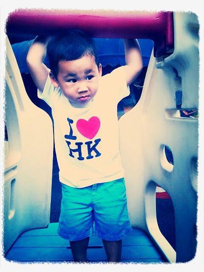 I love hk That's Me