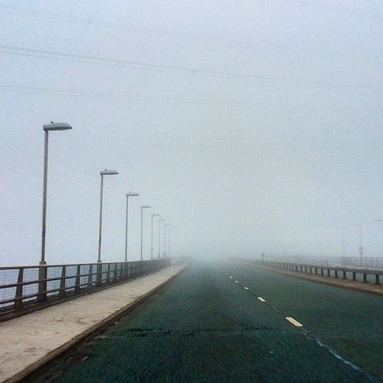 Driving into the unknown!! Foggy Crazyweather Drivinghome Adventure Wales Theunknown