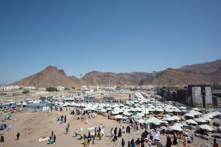 Mount Uhud Is A