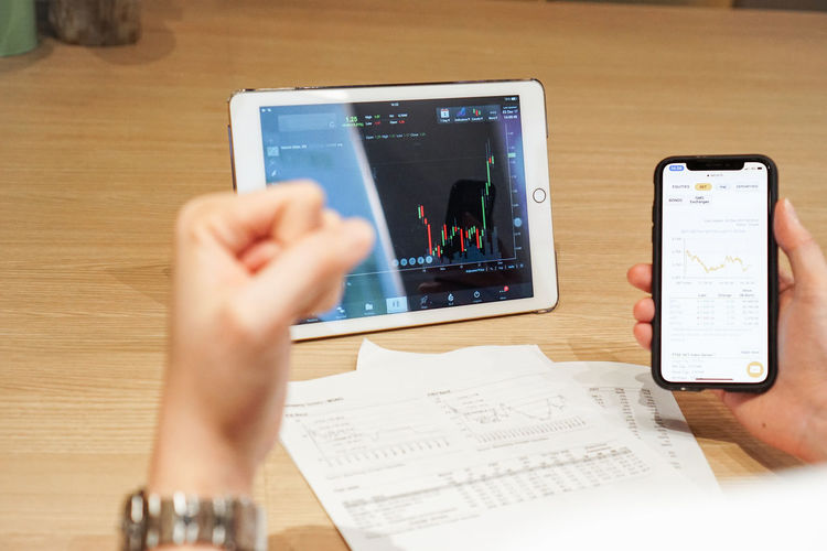 Climb Higher Happy Win Analyzing Bussiness Capital Finance Financial Graph Happy Working Holding Human Hand IPhone Investment Ipad Screen Shares Smart Phone Stock Market Stock Market And Exchange Stock Market Chart Stock Market Data Stock Up Stockmarket Stocks