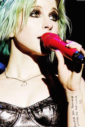 Hayley Williams Hayleywilliams Paramore Loving Hayley Williams love!