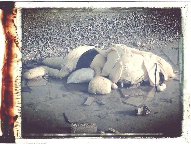 La muerte de Maya Lo-mob Streetphotography