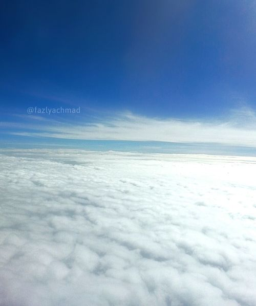 View From The Airplane Window Traveling Sky Lovers EyeEm Indonesia