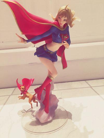 Supergirl Bishoujo Supergirl Kotobukiya