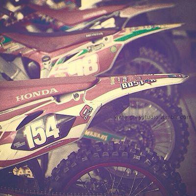 Motorcross  Hondacrf250