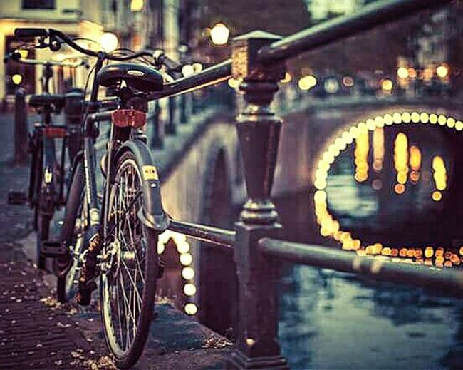 Amsterdam Canalstreet Open Edit Urban Landscape Urbanphotography Bike