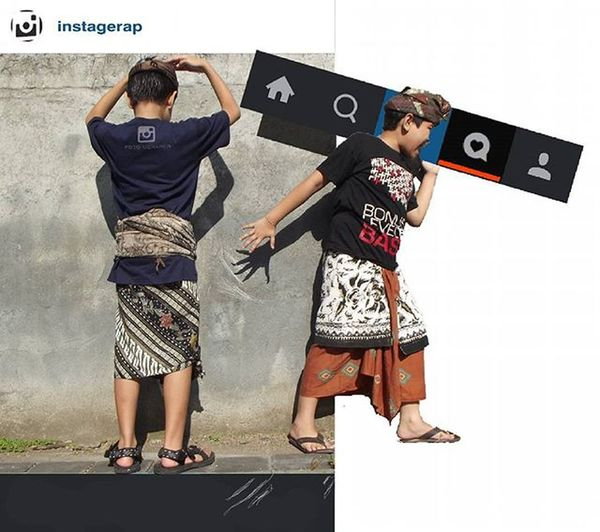 Hacking @instagram with Instagram from Instagram to Instagram in Instagram 😄 Bukangue