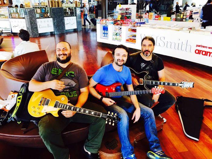 Great Musicians Guitarists John Scofield Gibson Les Paul Goldtop Musicman John Petrucci