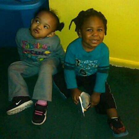 My two bad babies!!